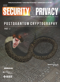 IEEE Security and Privacy, September/October 2018 - Postquantum Cryptography